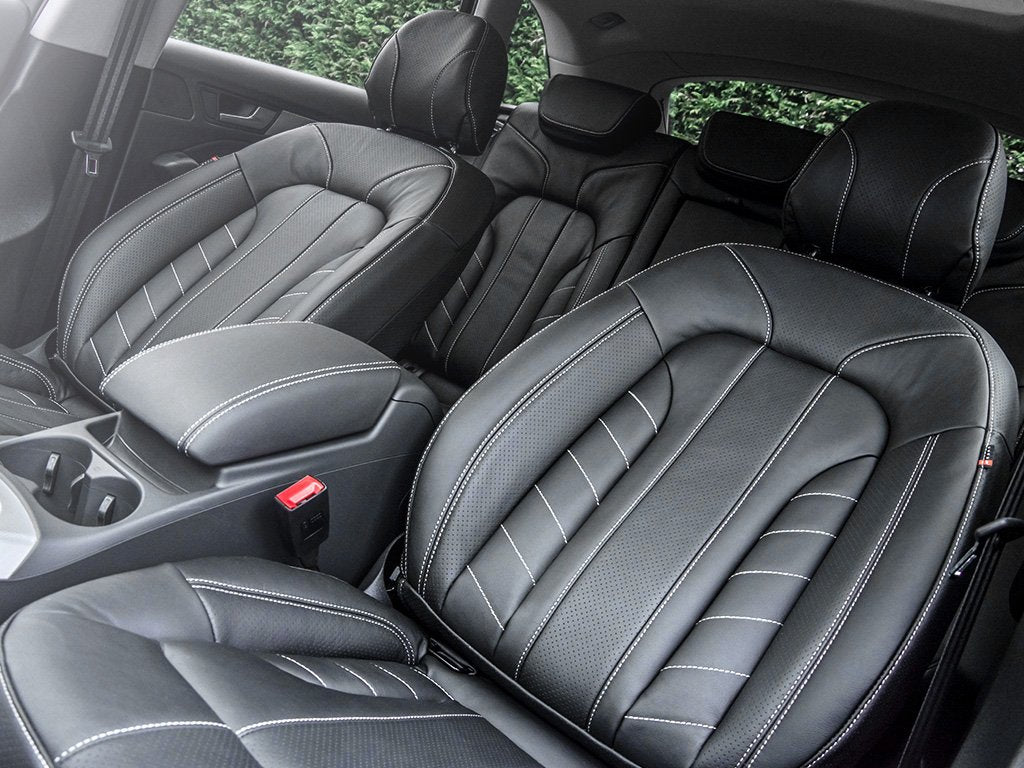 Audi Q5 (2008-2016) Leather Interior by Kahn - Image 1457
