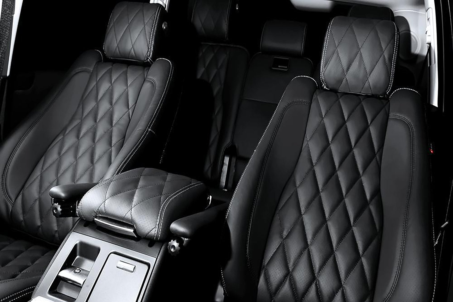 Range Rover (2009-2012) Leather Interior by Kahn - Image 1642