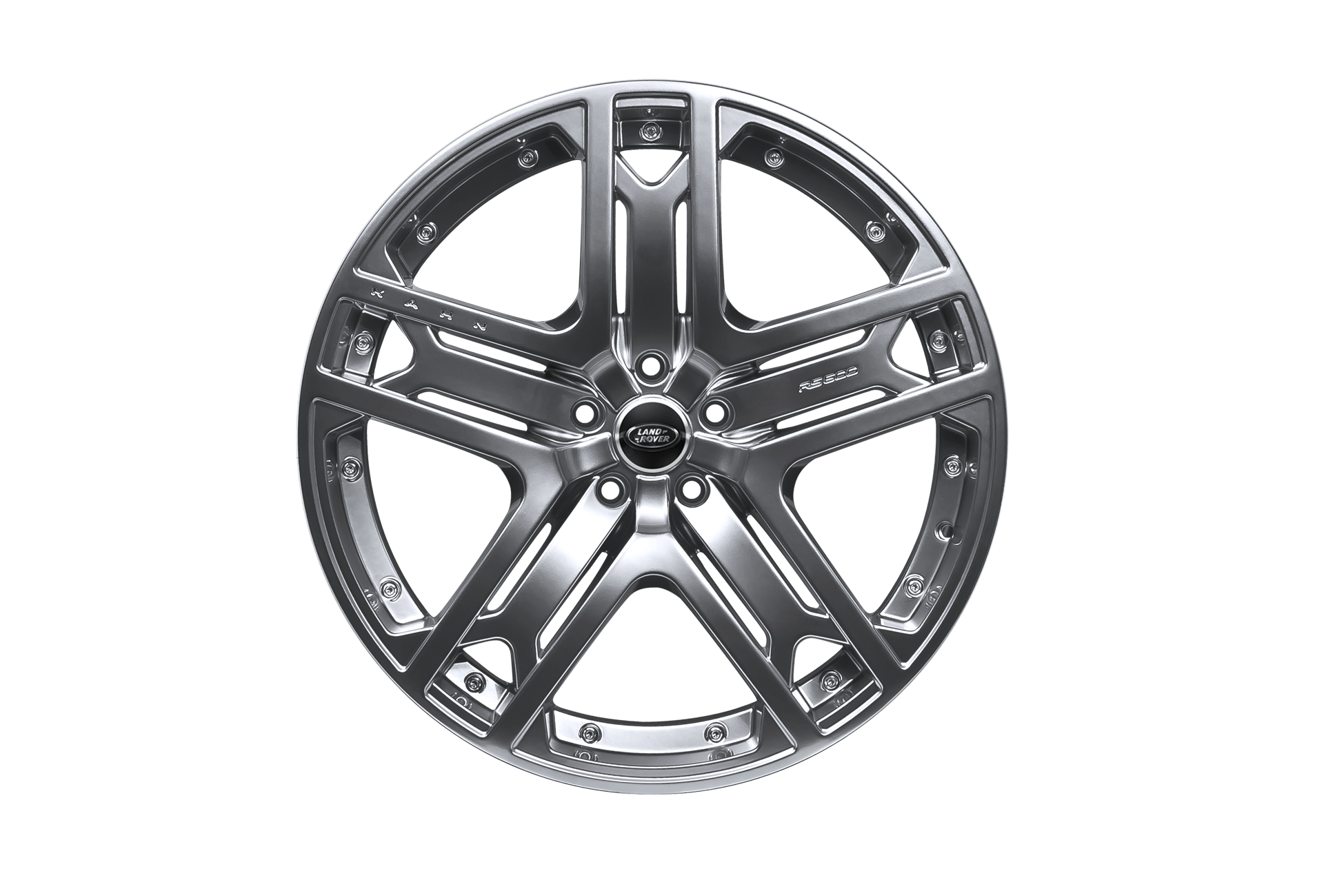 Land Rover Discovery (2017-Present) Rs600 Light Alloy Wheels by Kahn - Image 3433