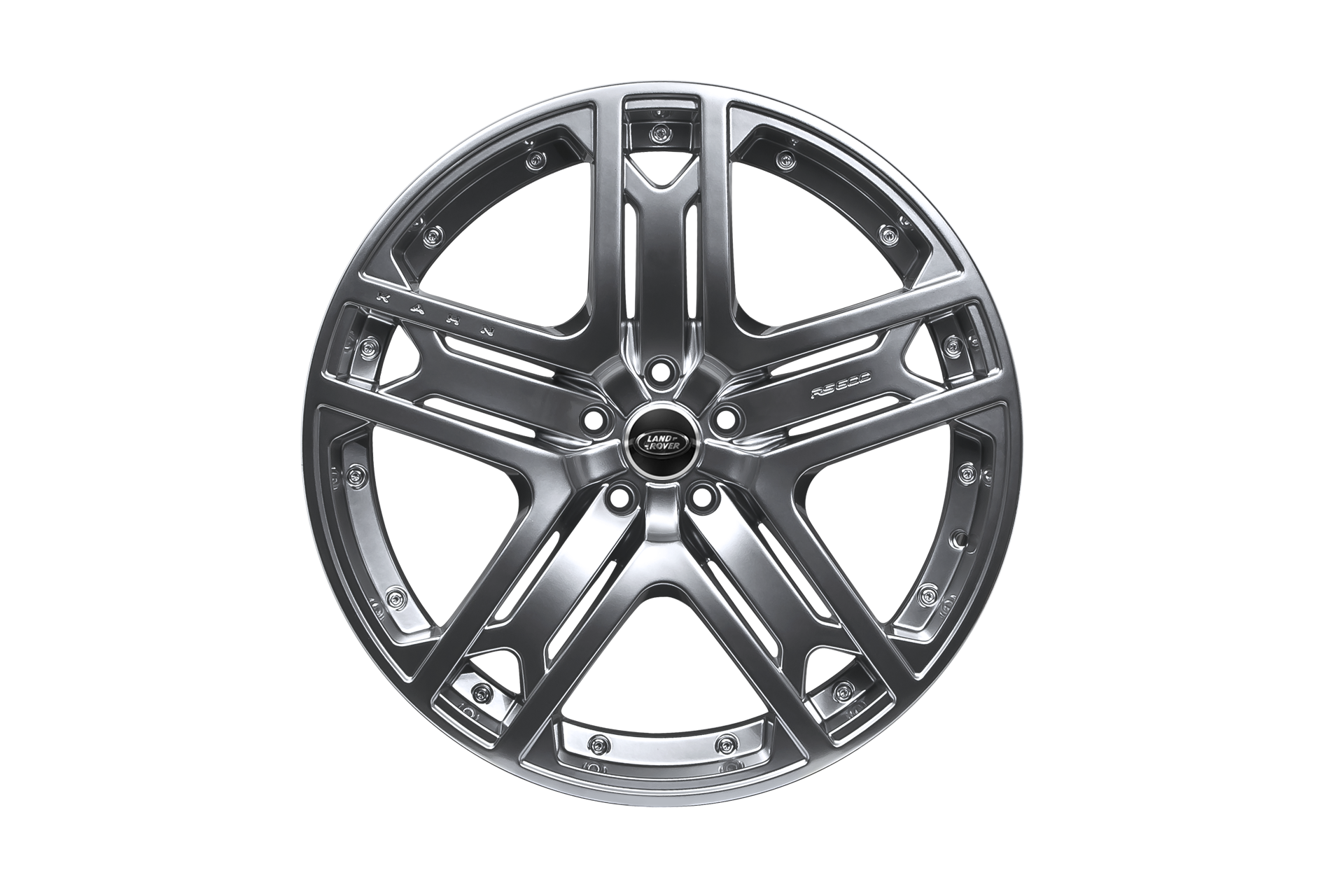 Land Rover Discovery (2004-2016) Rs600 Light Alloy Wheels by Kahn - Image 3881