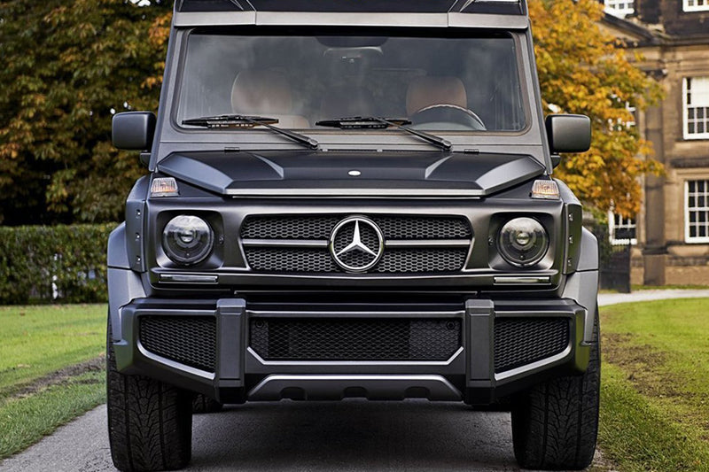 Mercedes G-Wagon (1990-2018) Vented Front Bumper Image 5138