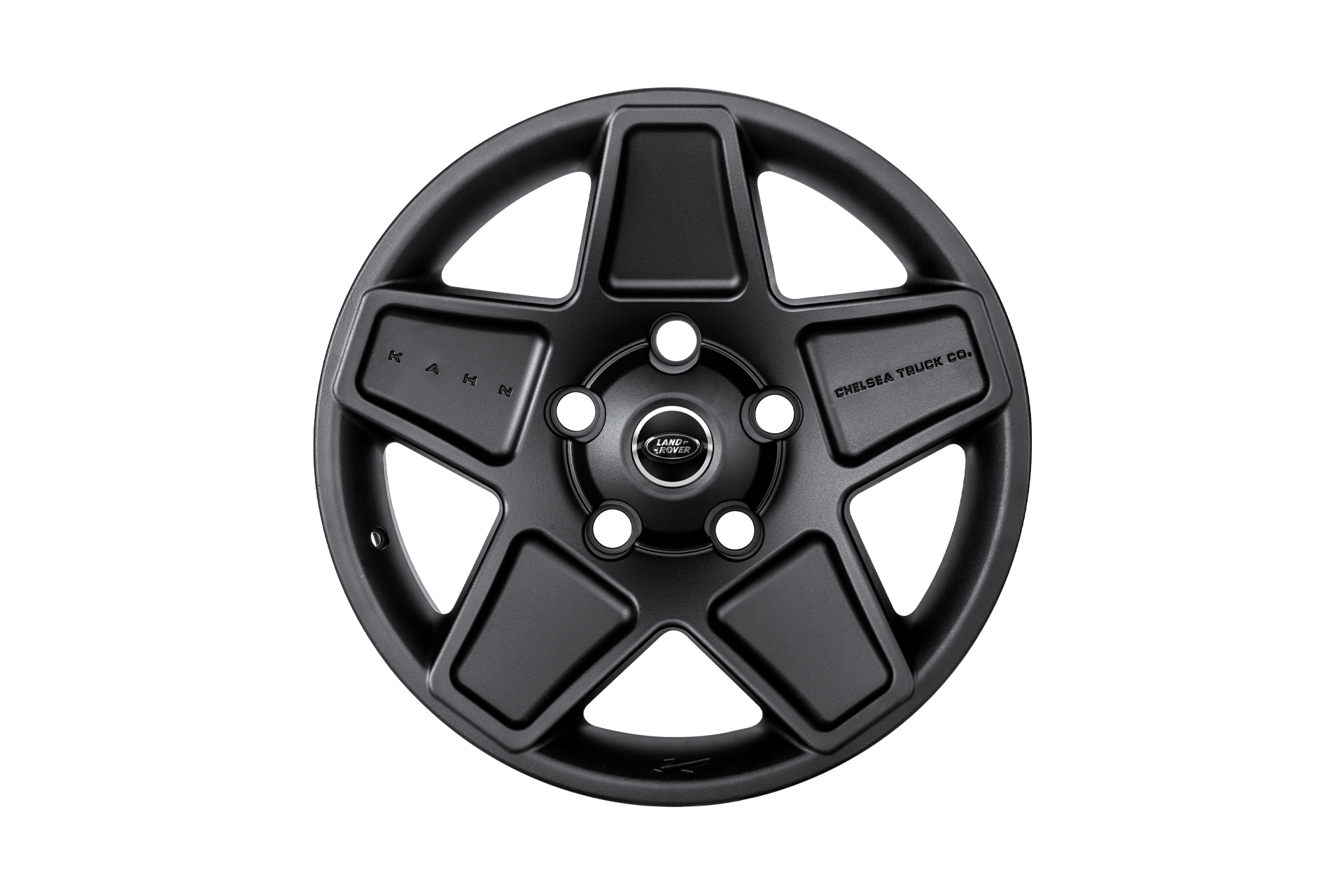 Land Rover Defender (1991-2016) Mondial Retro Light Alloy Wheels Image 4666