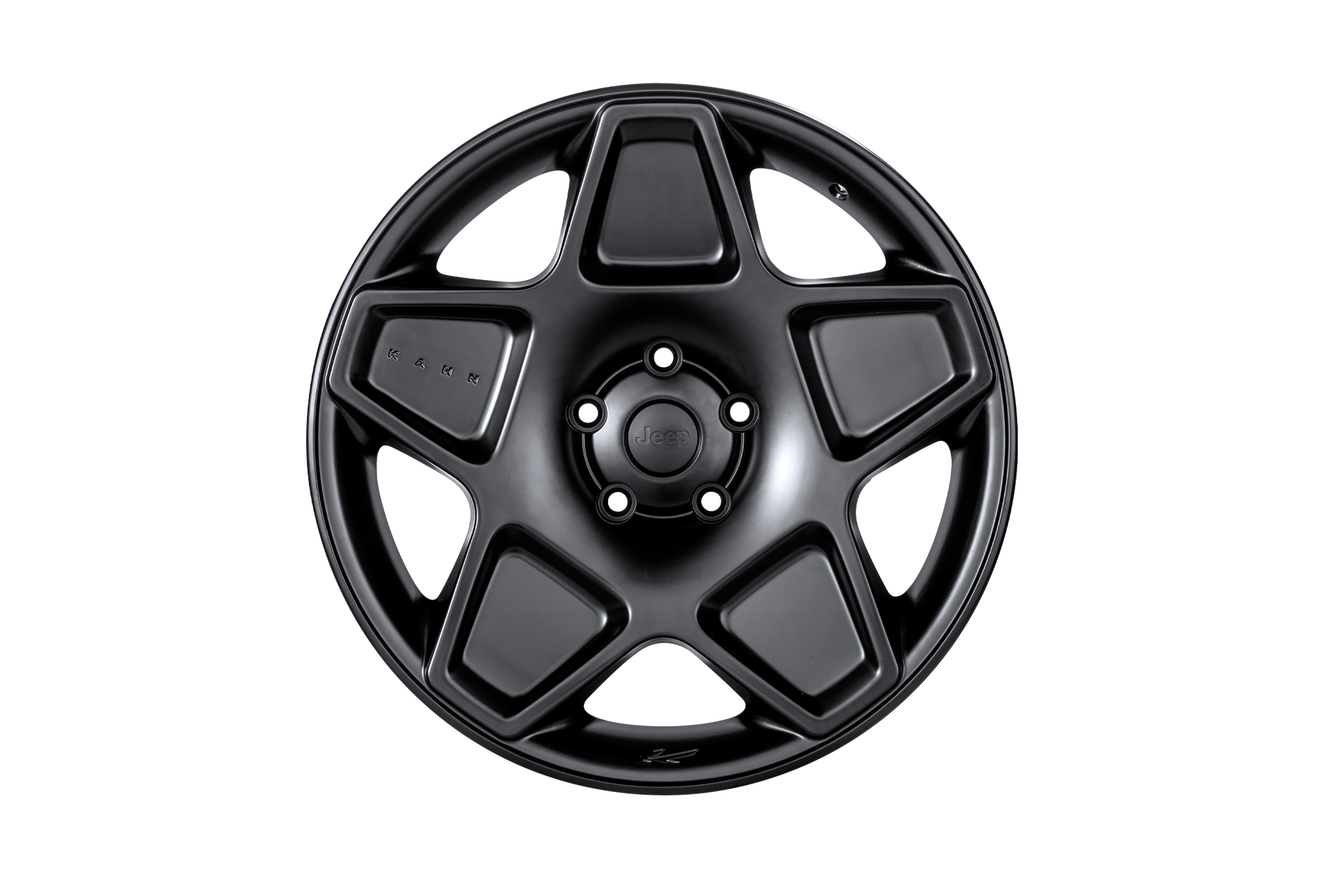 Jeep Wrangler Jk (2007-2018)  Mondial Retro Light Alloy Wheels Image 4796