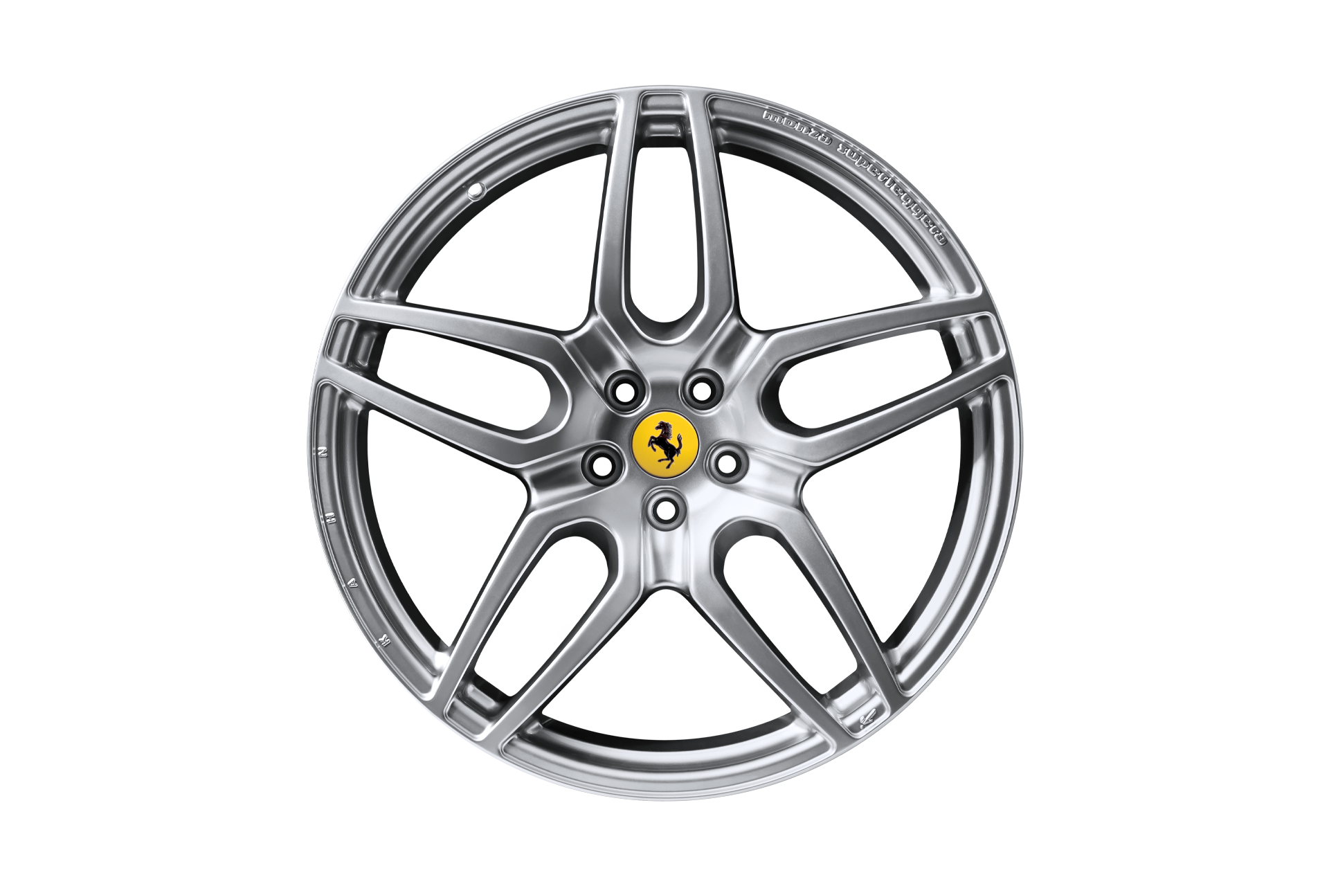 Ferrari 612 Monza Superleggera Light Alloy Wheels