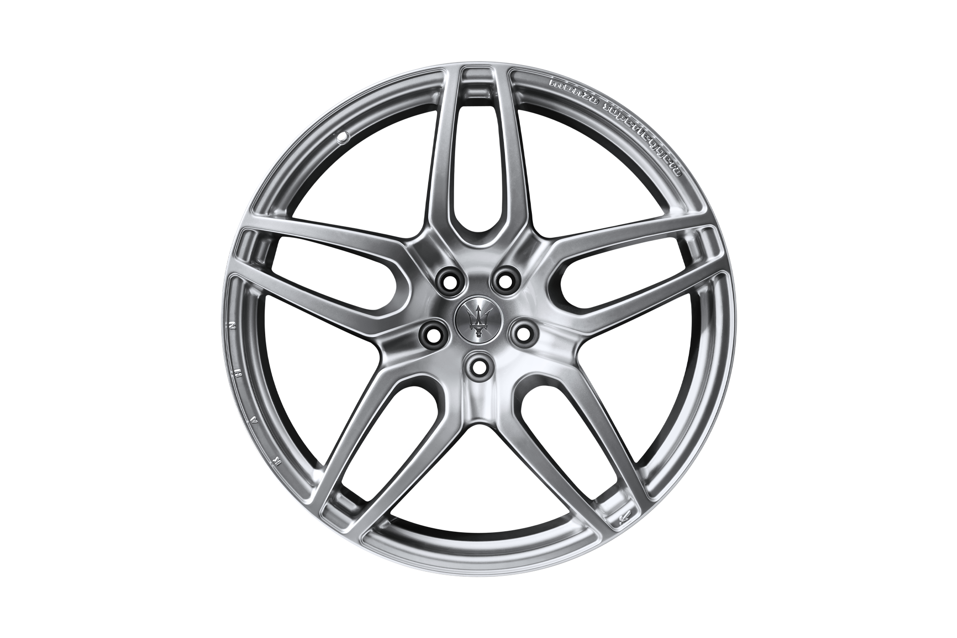Maserati Quattroporte (2013-Present) Monza Super Leggera Light Alloy Wheels by Kahn - Image 3938