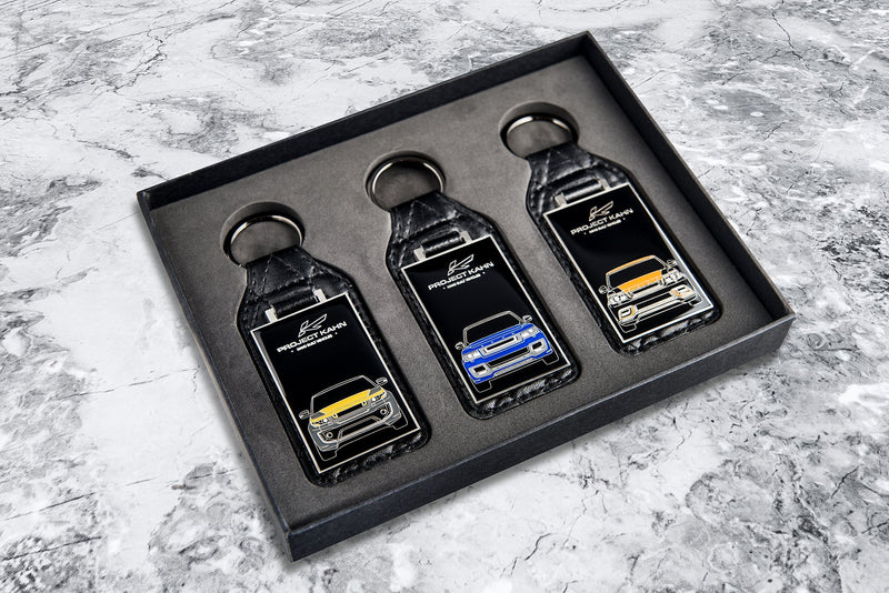 Range Rover Enamel Key Ring Set Image 4965