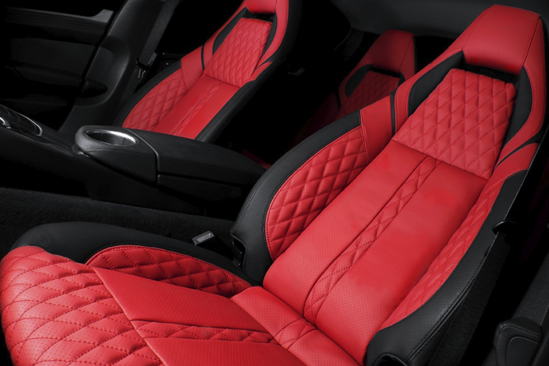 Porsche Panamera (2010-2016) Leather Interior by Kahn - Image 1245