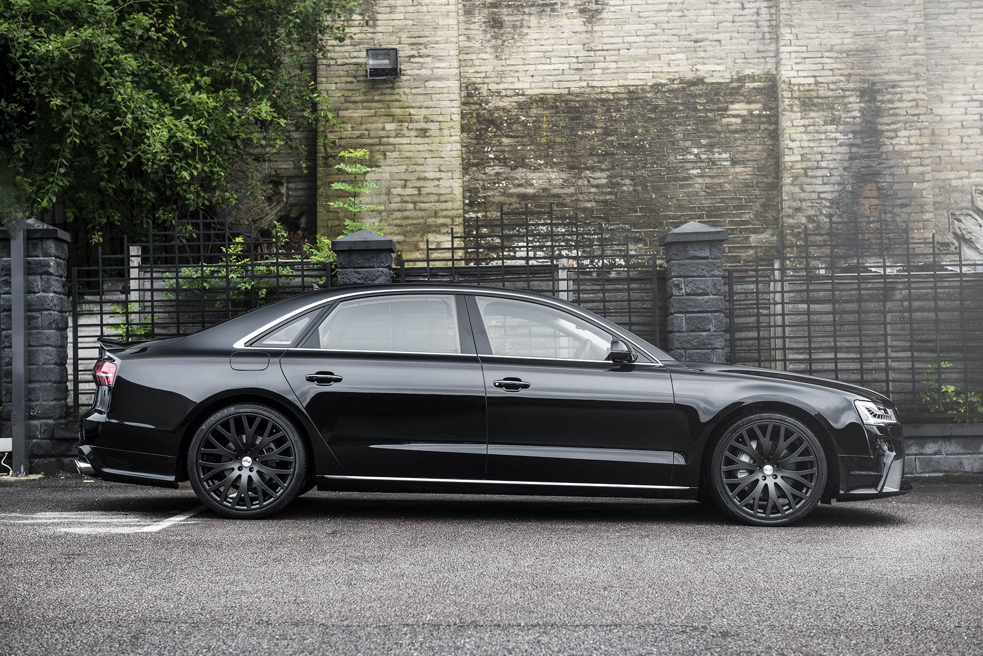 Audi A8 (2011-2017) Rs Exterior Styling Pack by Kahn - Image 4035