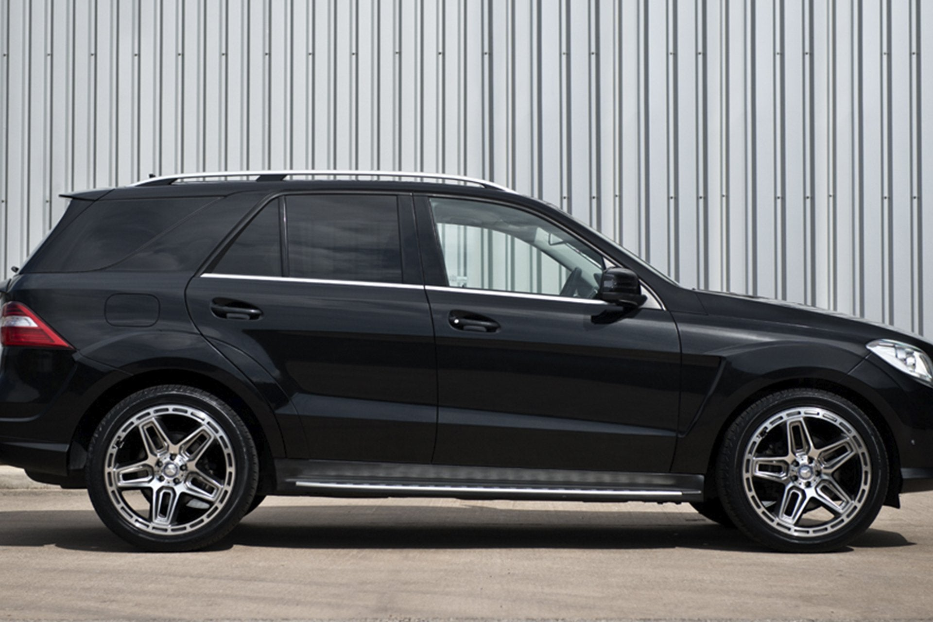 Mercedes ML (2012-2016) Exterior Styling Pack