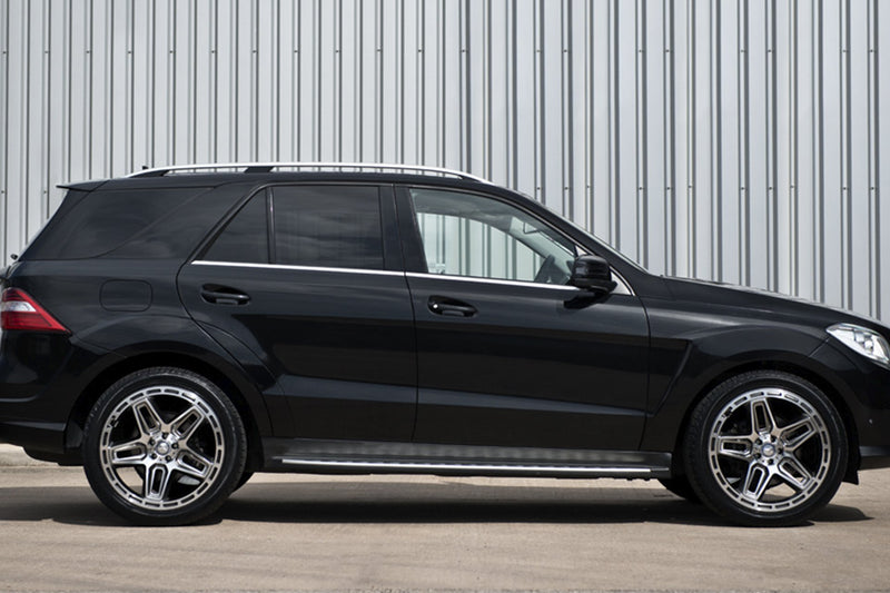 Mercedes Ml (2012-2016) Exterior Body Styling Pack Image 4465