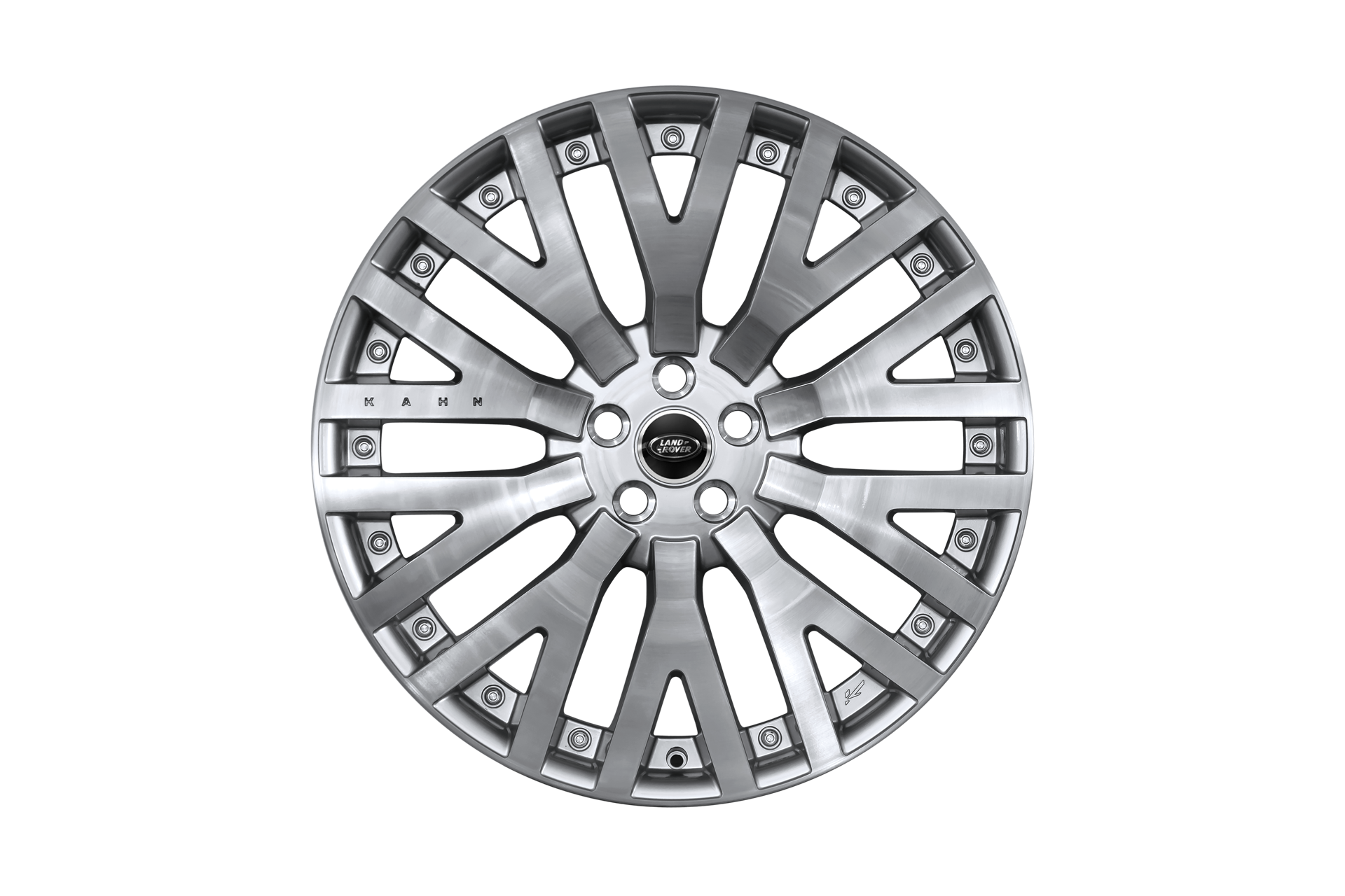 Land Rover Discovery (2017-Present) Rs-2 Light Alloy Wheels by Kahn - Image 3641