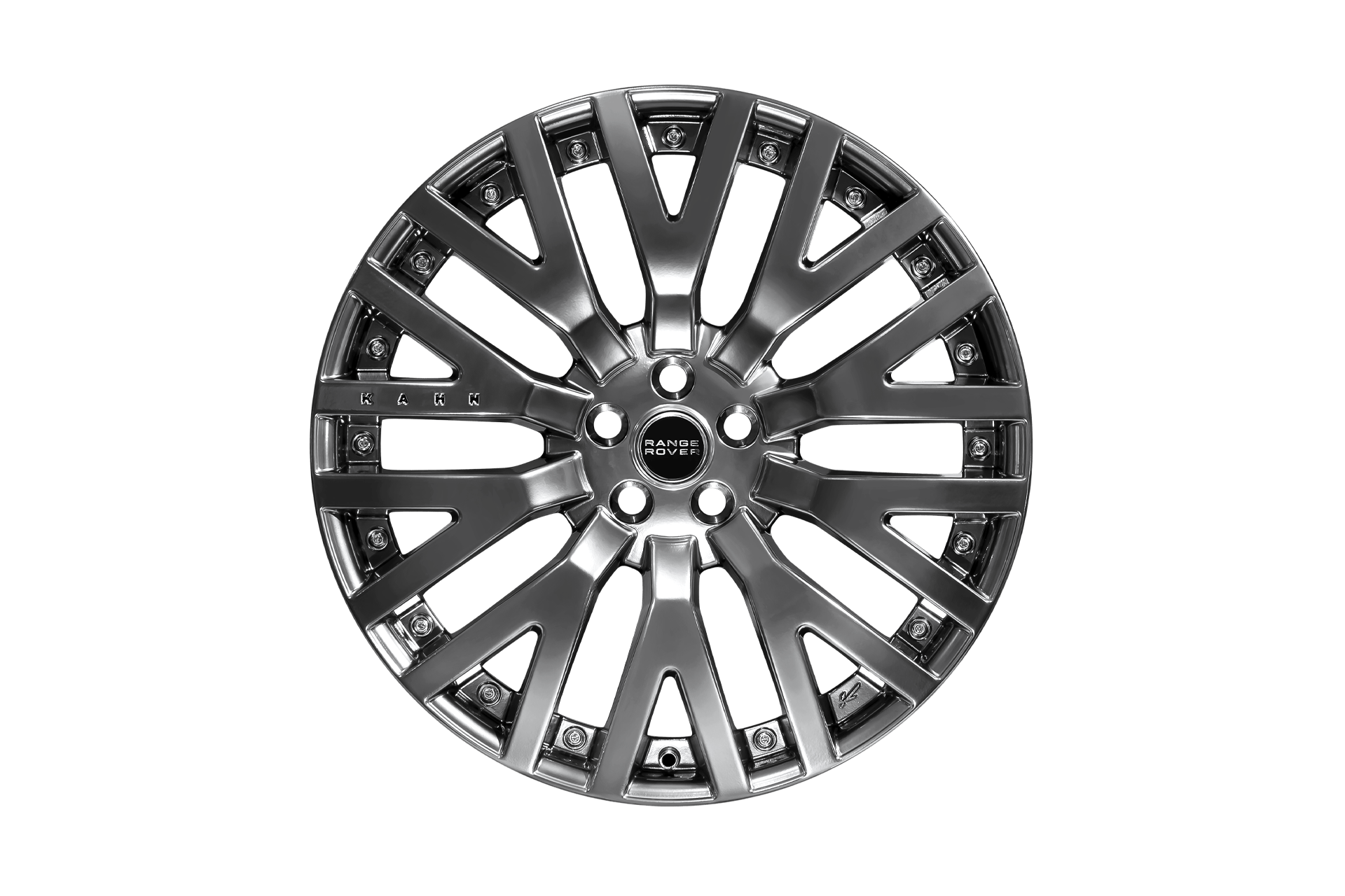 Range Rover (2018-Present) Rs-2 Light Alloy Wheels by Kahn - Image 2615