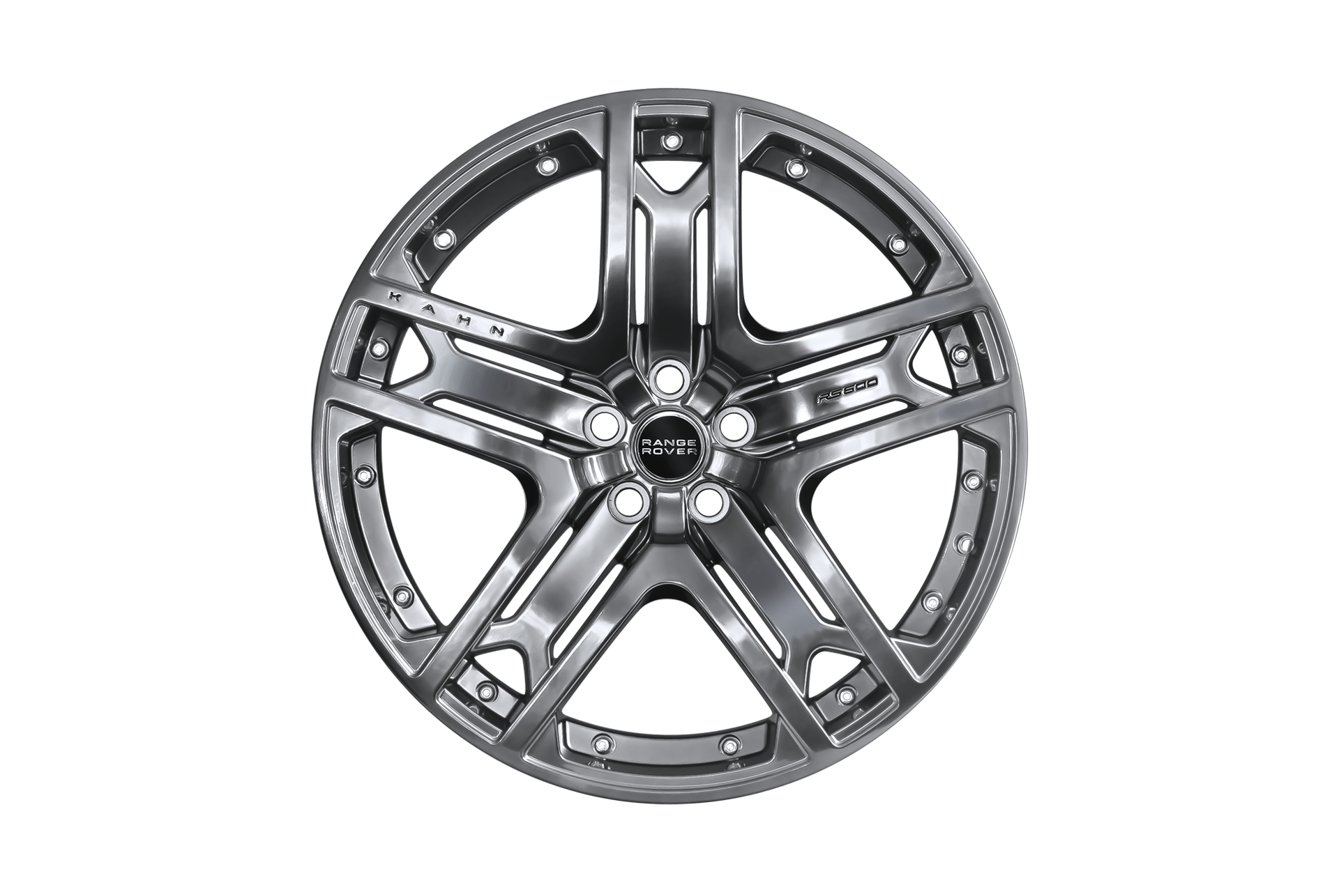 Range Rover (2002-2009) Rs600 Light Alloy Wheels by Kahn - Image 3767
