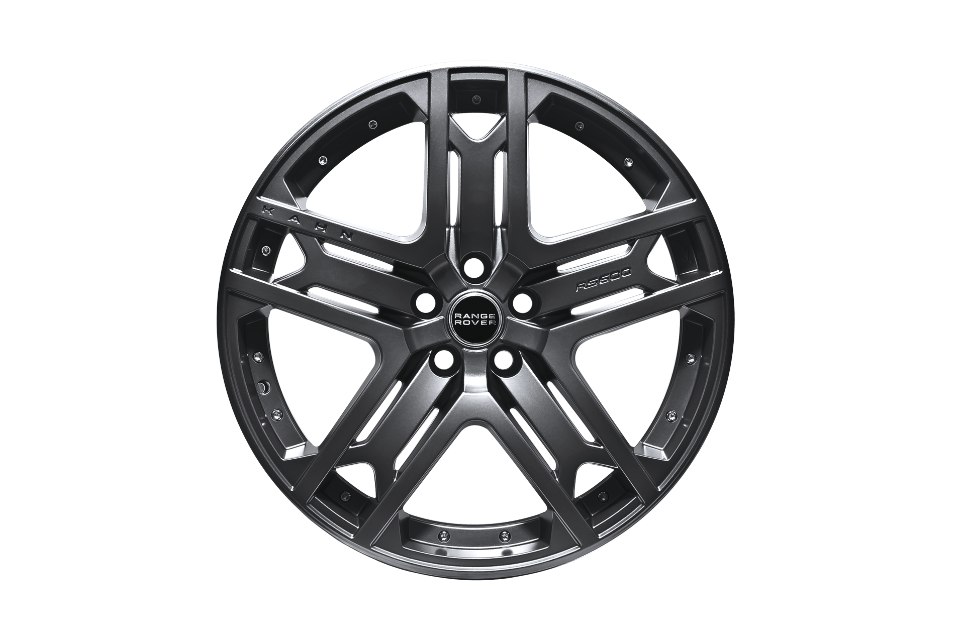 "Range Rover Evoque (2018€""Present) Rs600 Light Alloy Wheels by Kahn - Image 3216"