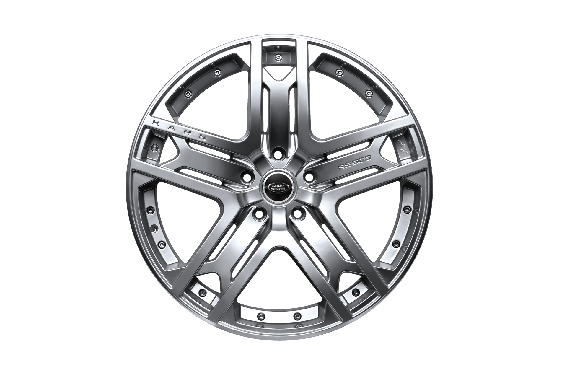 Land Rover Discovery (2004-2016) Rs600 Light Alloy Wheels by Kahn - Image 3877