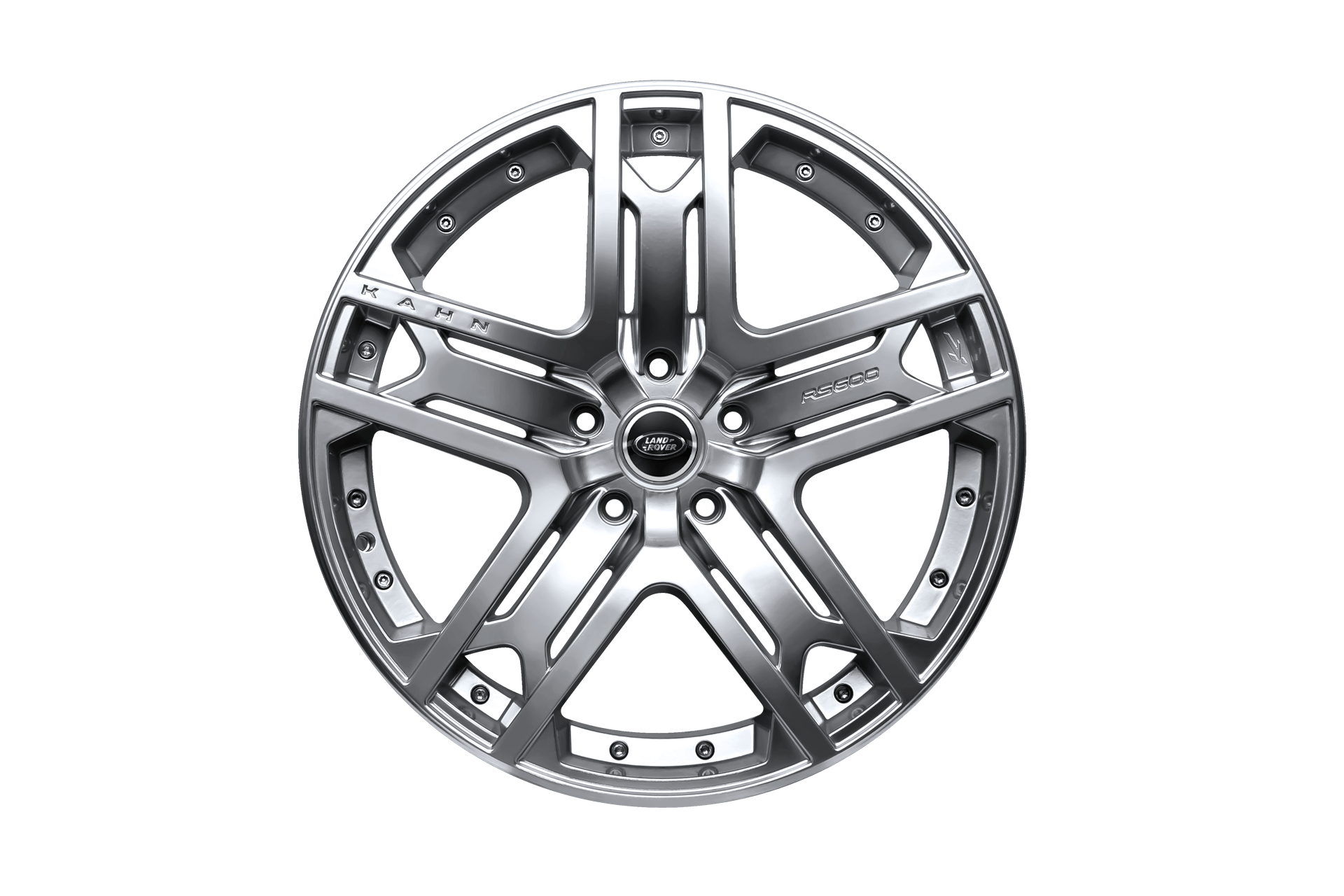 Land Rover Discovery (2017-Present) Rs600 Light Alloy Wheels by Kahn - Image 3400