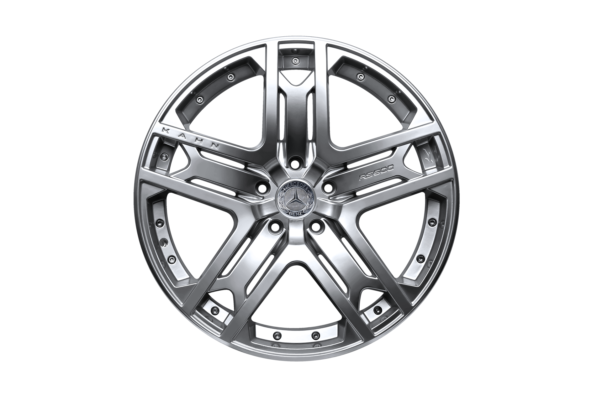 Mercedes Ml (2011-2015) Rs600 Light Alloy Wheels by Kahn - Image 3597