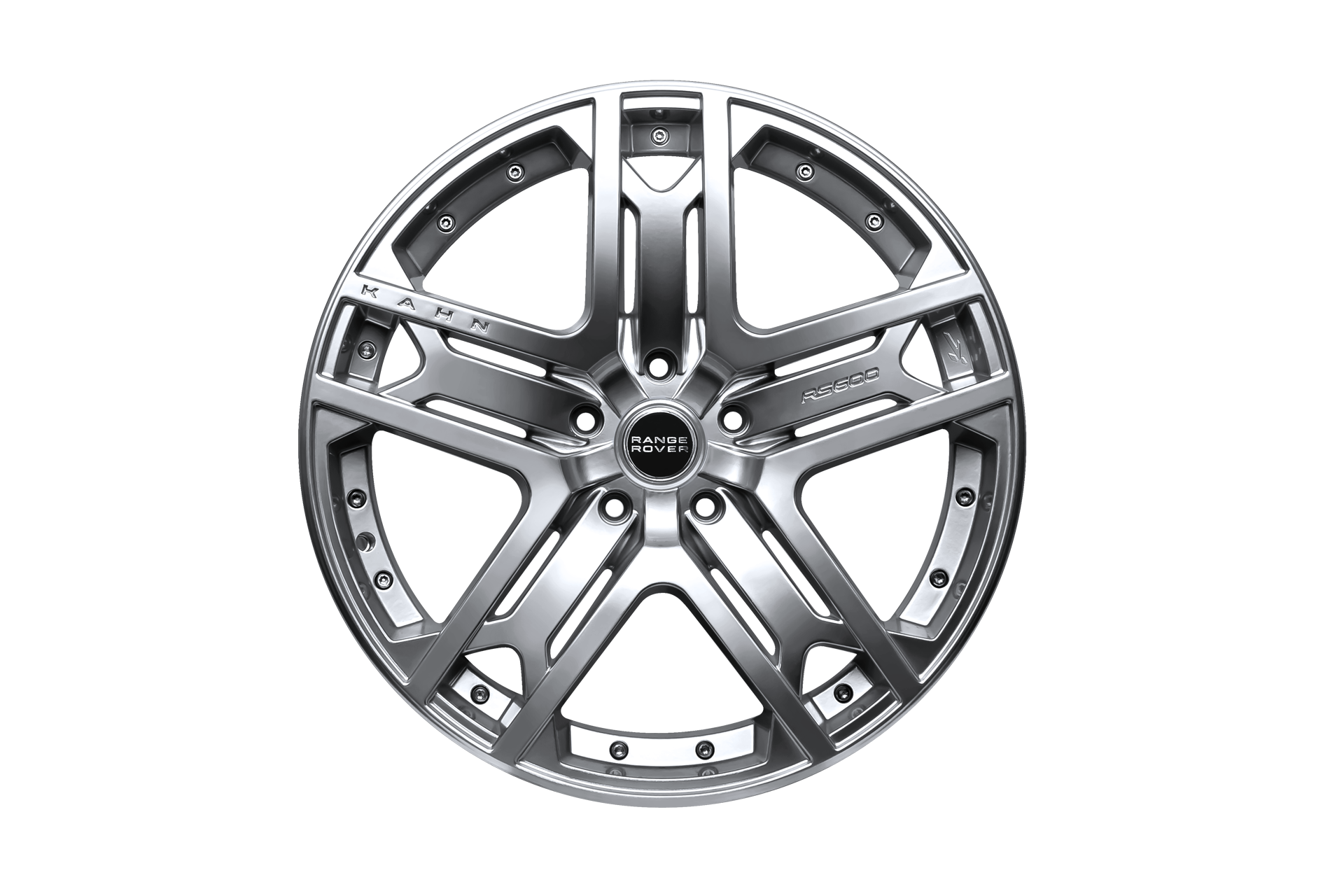 Range Rover (2002-2009) Rs600 Light Alloy Wheels by Kahn - Image 3665