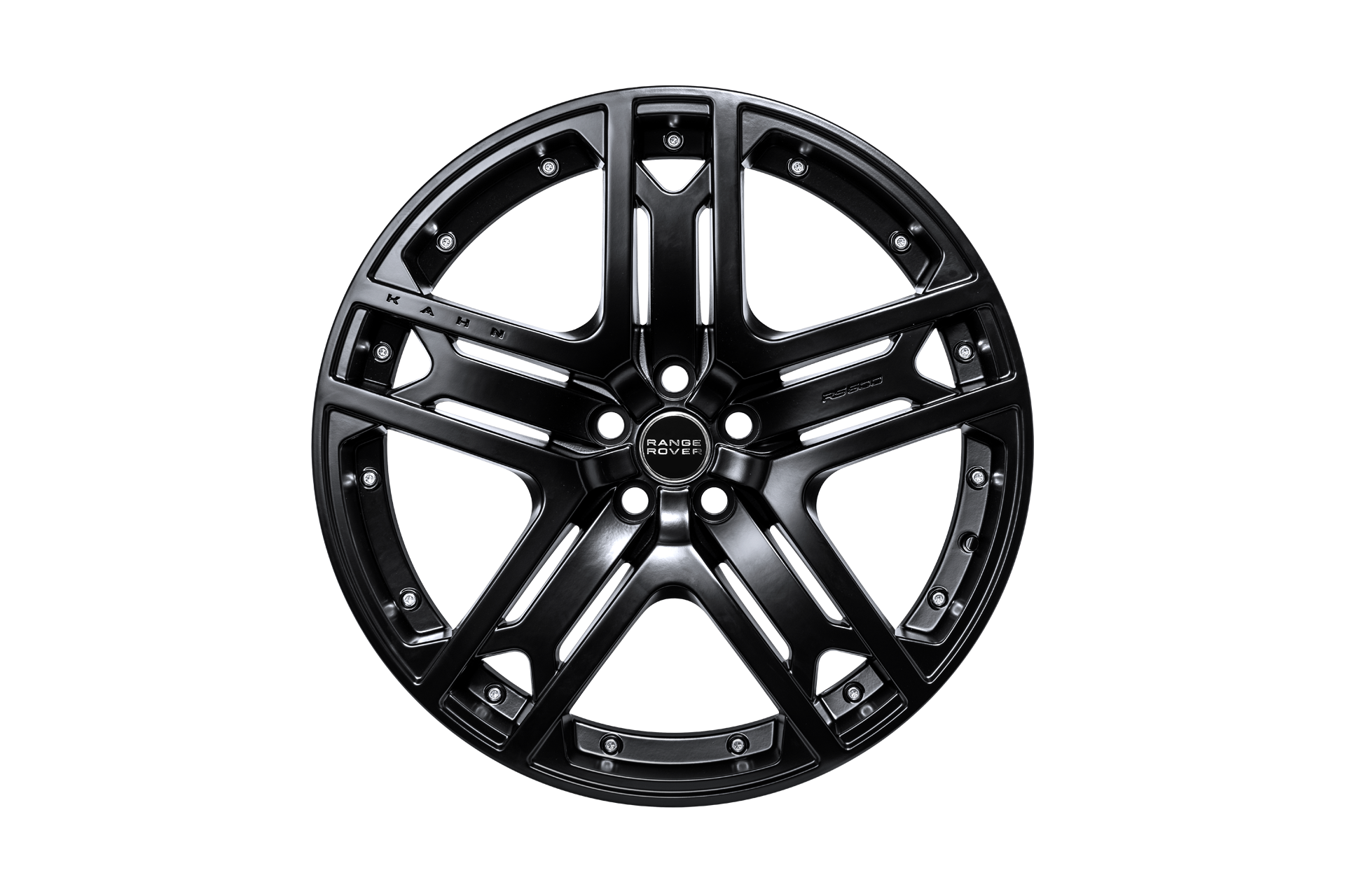 Land Rover Discovery (2017-Present) Rs600 Light Alloy Wheels by Kahn - Image 3687