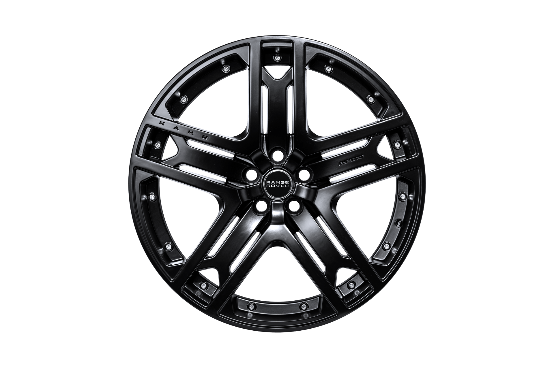 Range Rover (2018-Present) Rs600 Light Alloy Wheels by Kahn - Image 2607
