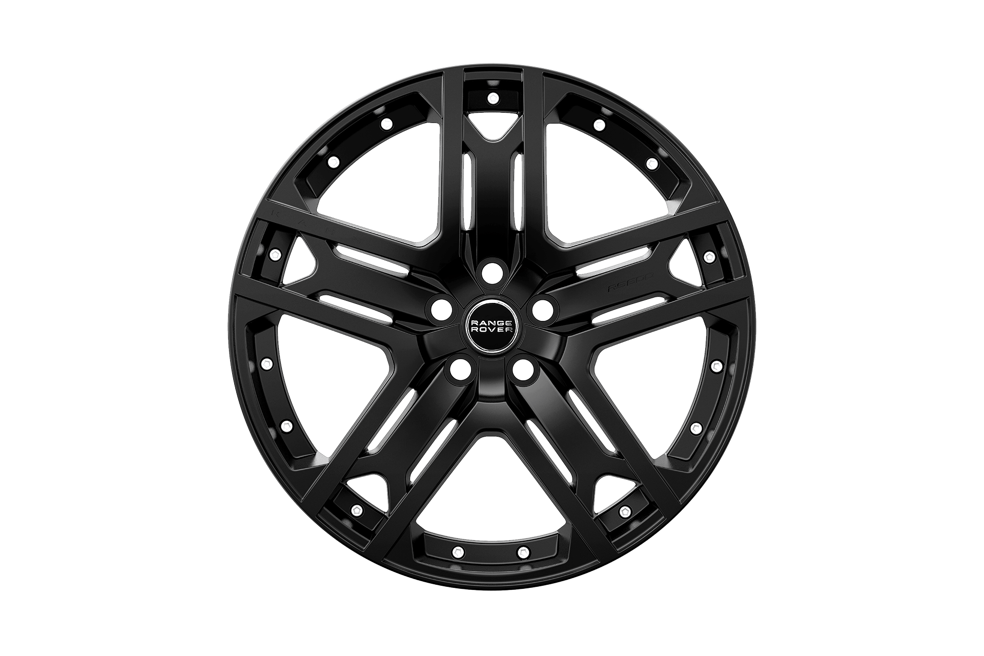 Range Rover Sport Svr (2018-Present) Rs600 Light Alloy Wheels by Kahn - Image 3288