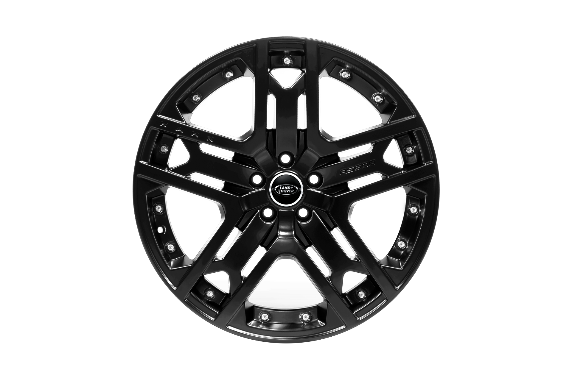 Land Rover Discovery (2004-2016) Rs600 Light Alloy Wheels by Kahn - Image 3885
