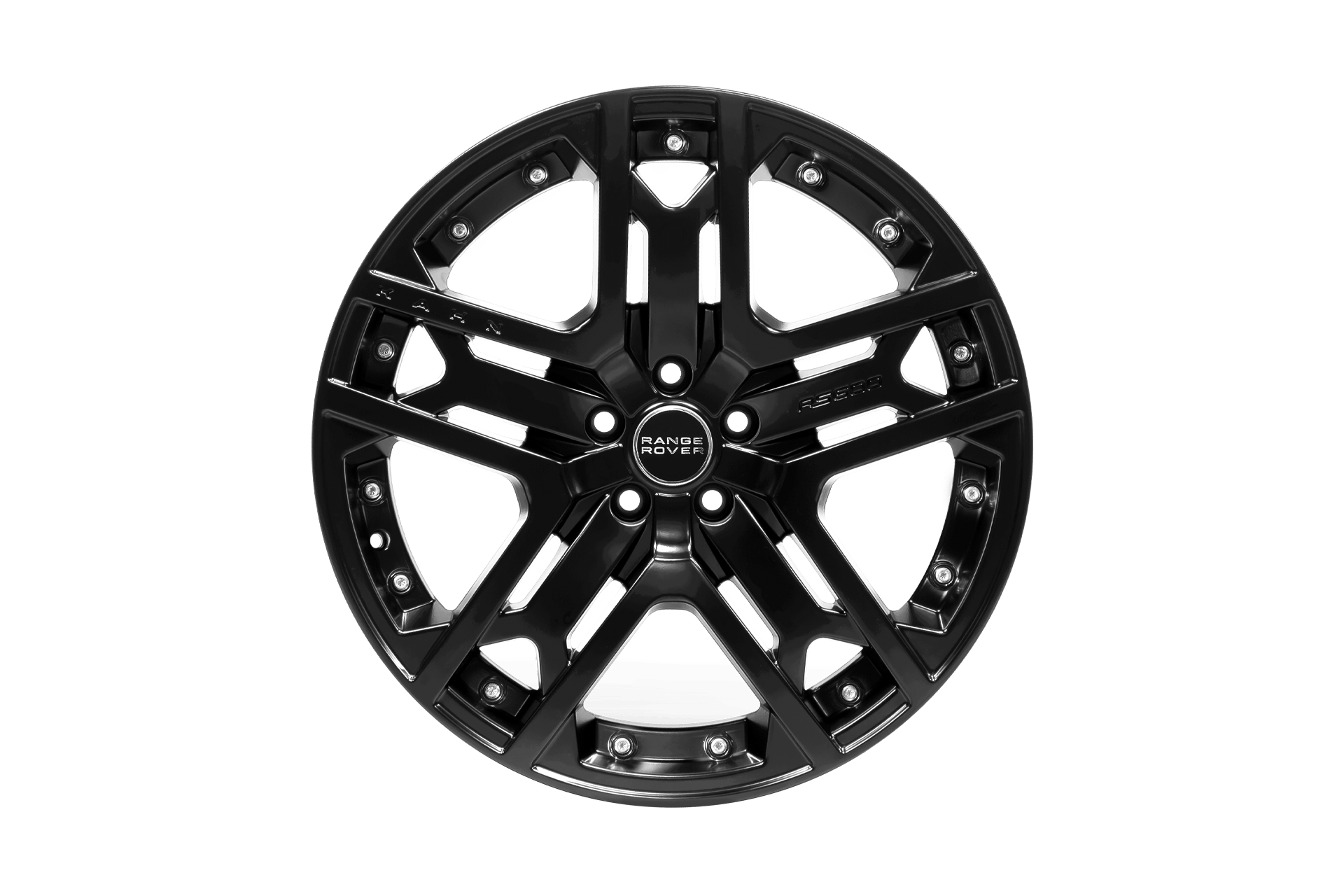 Range Rover (2002-2009) Rs600 Light Alloy Wheels by Kahn - Image 3254