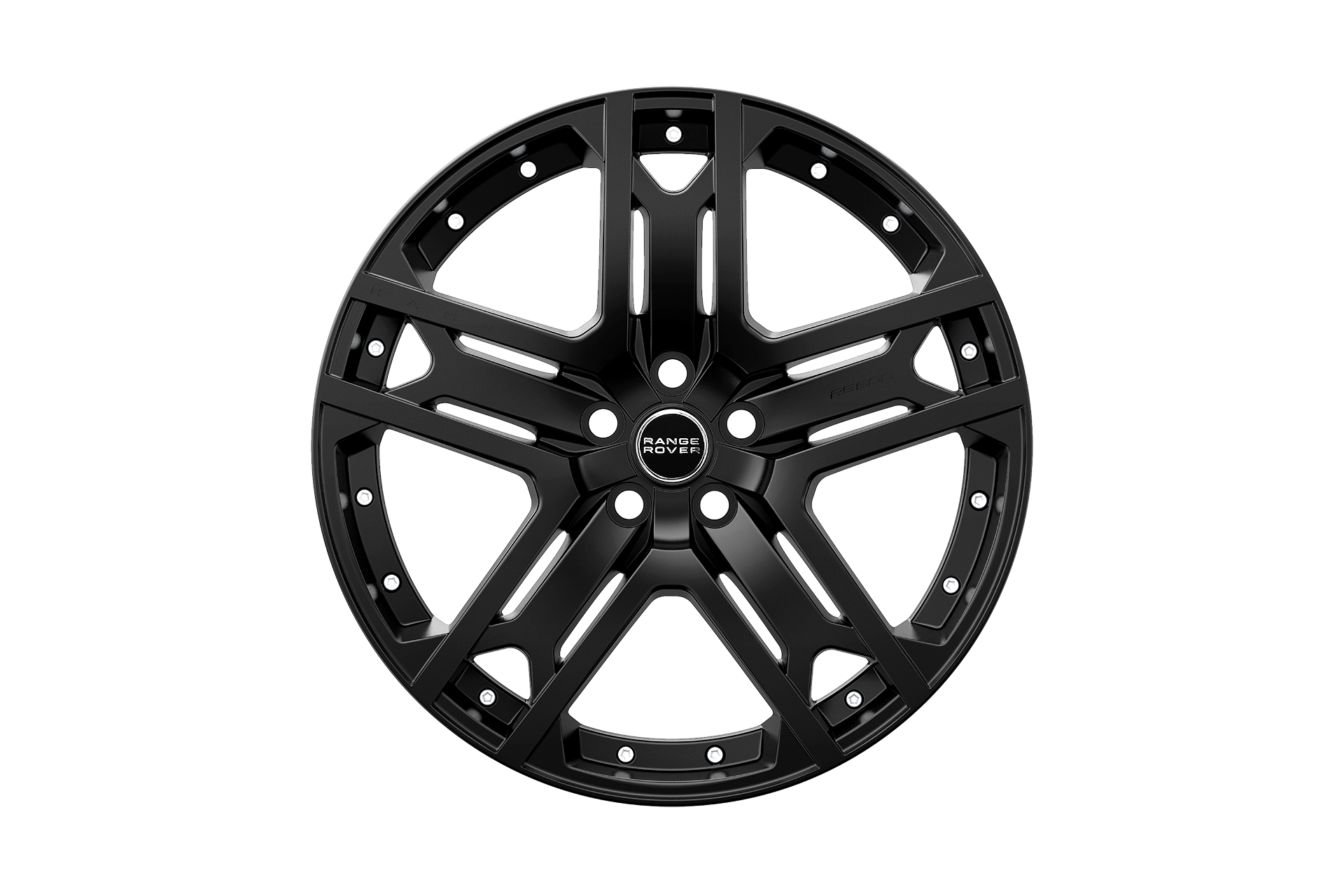 Range Rover (2002-2009) Rs600 Light Alloy Wheels by Kahn - Image 3918