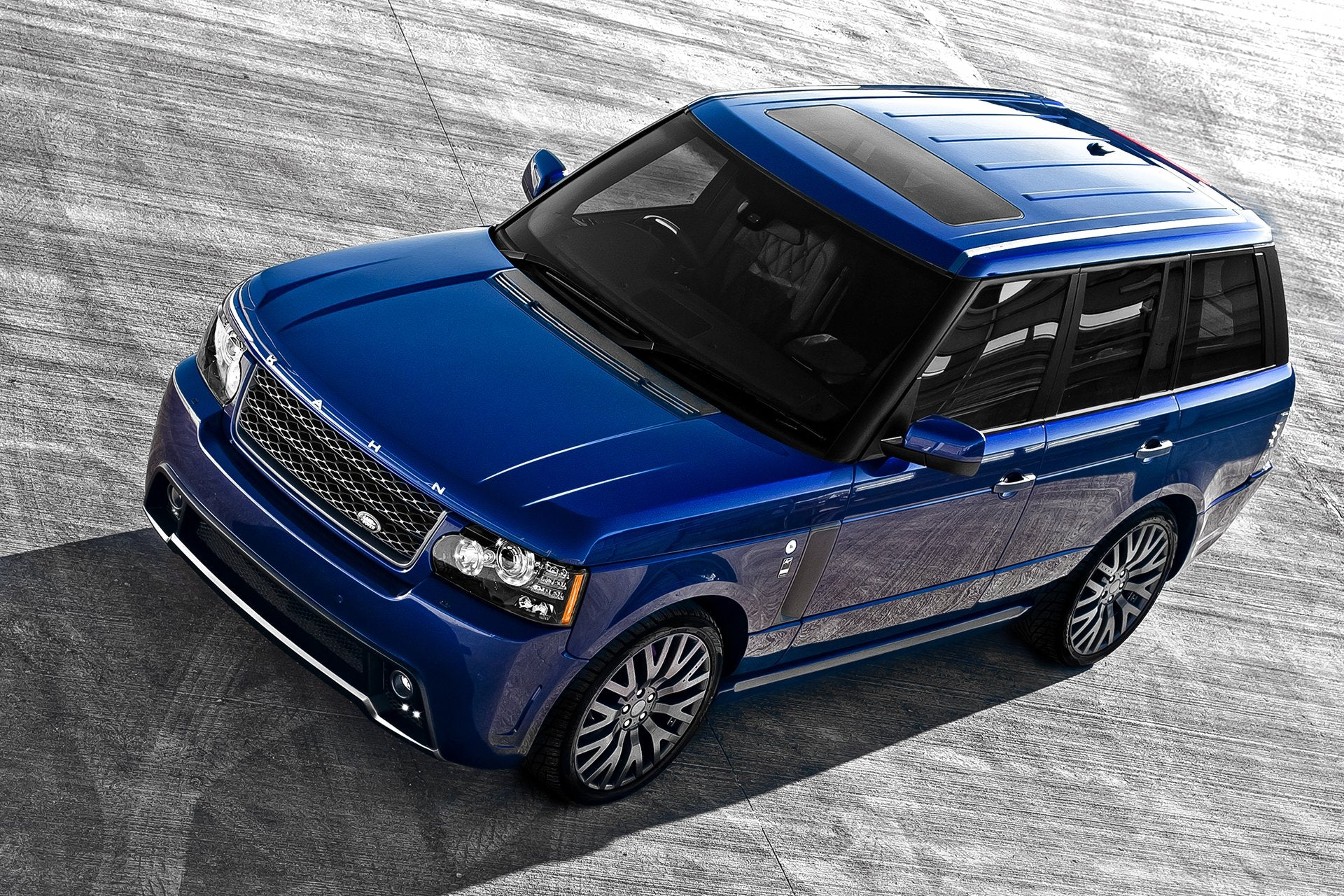 Range Rover (2009-2012) Rs Exterior Body Styling Pack by Kahn - Image 1995