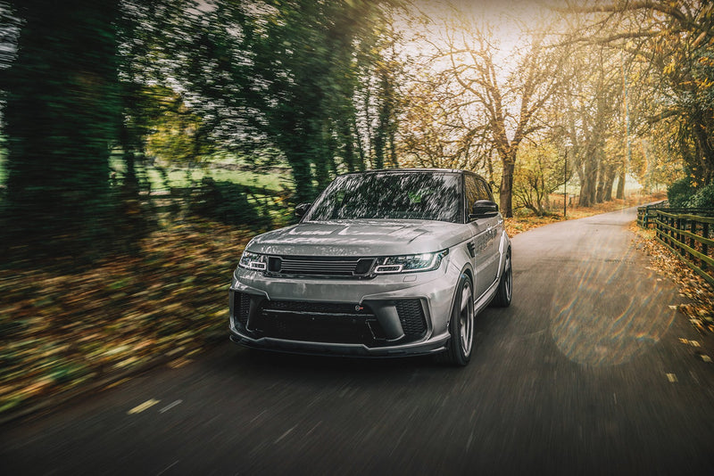 Range Rover Sport Svr (2018-Present) Pace Car Carbon Exterior Body Styling Pack by Kahn - Image 2946