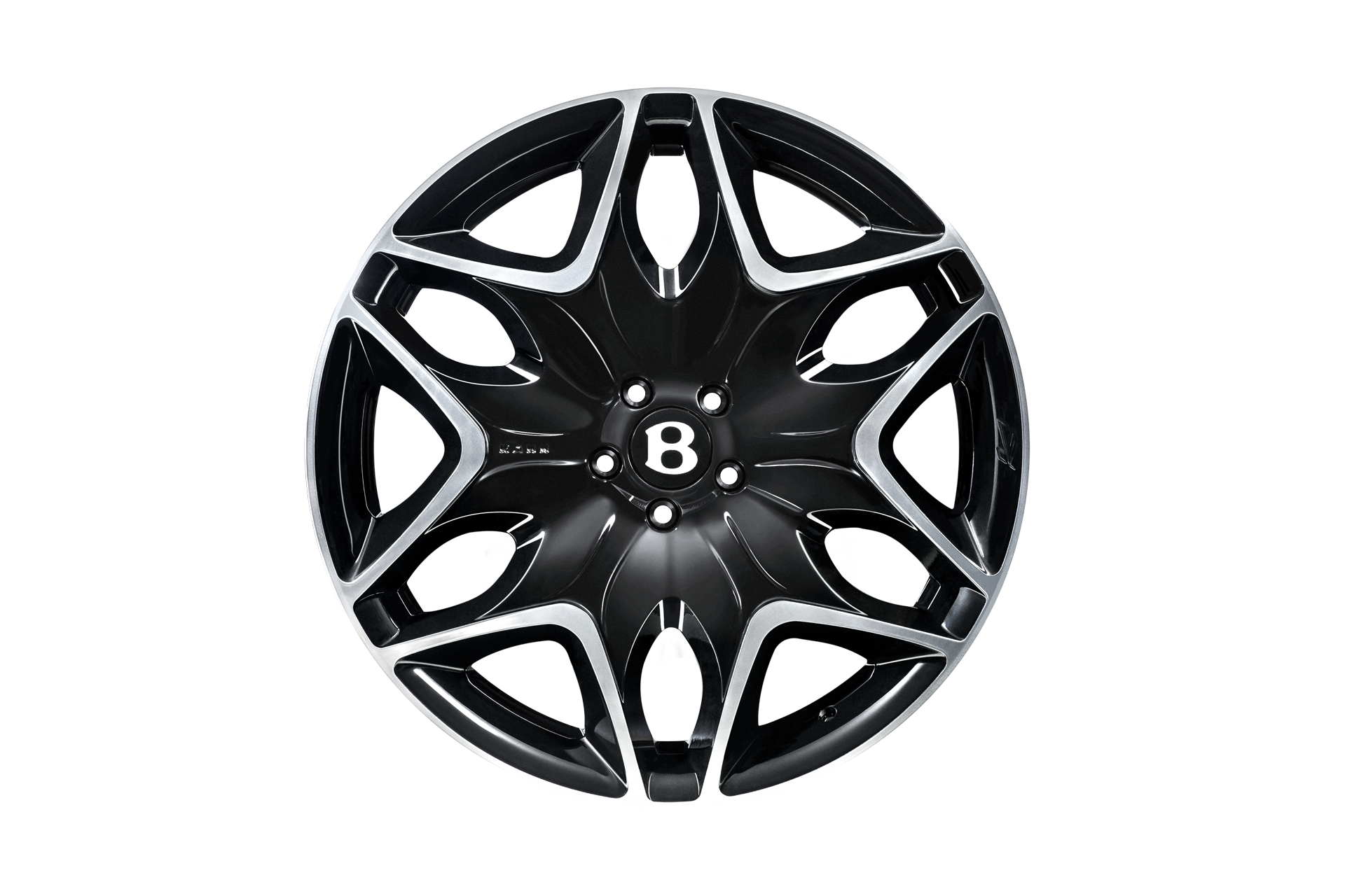 Bentley Mulsanne (2010-2016) Split 6 Light Alloy Wheels Image 4741