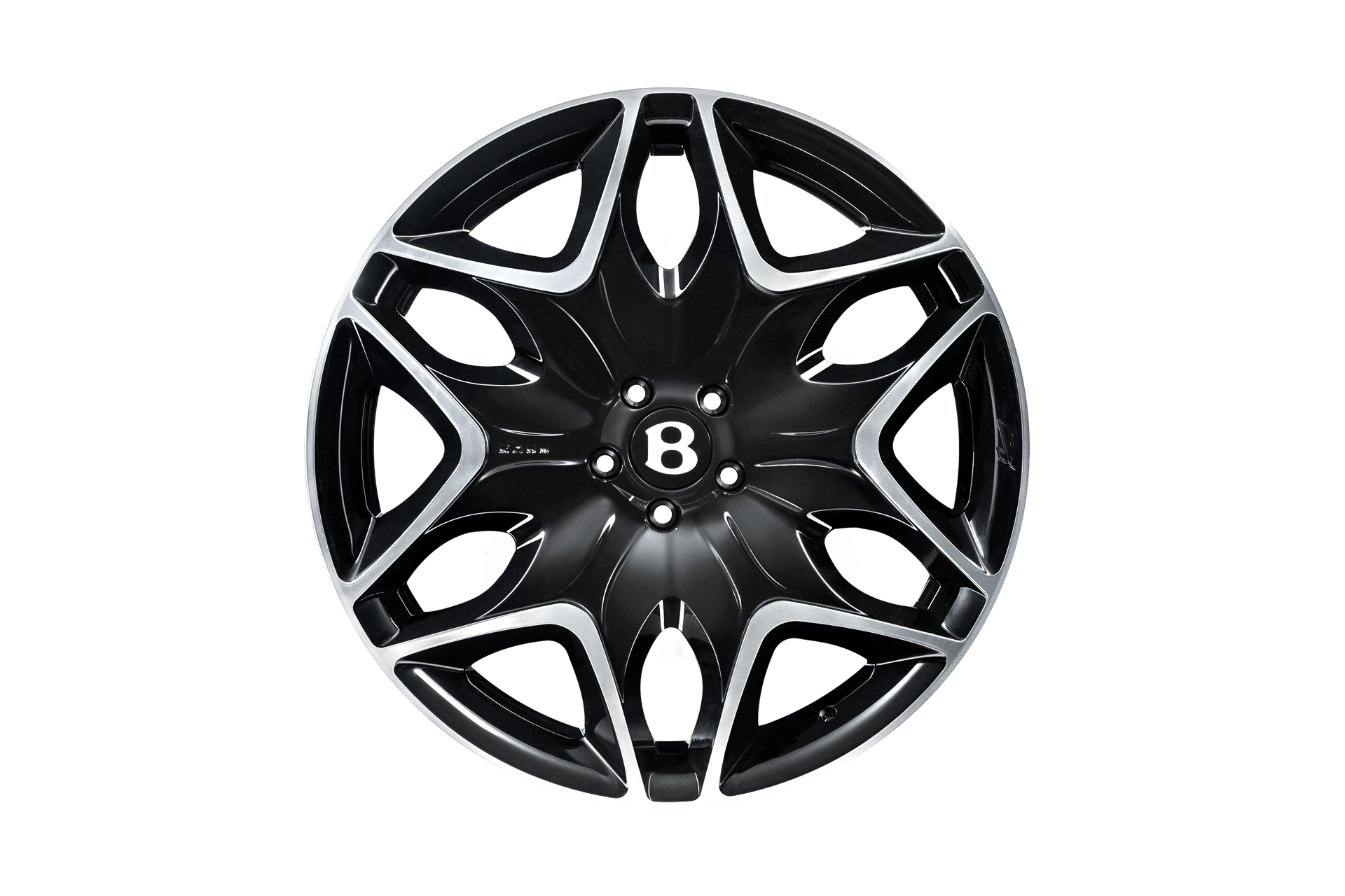 Bentley Mulsanne Split 6 Light Alloy Wheels