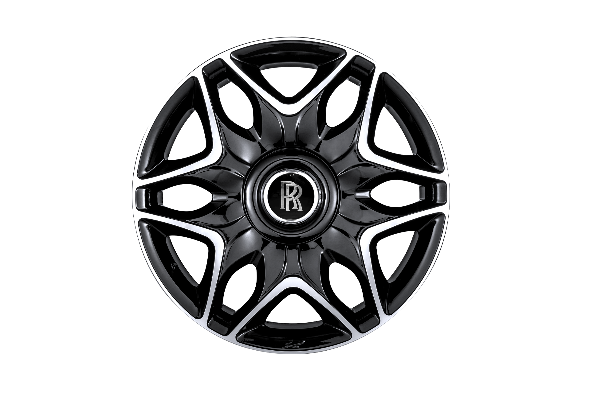Rolls Royce Wraith (2013-Present) Split 6 Light Alloy Wheels