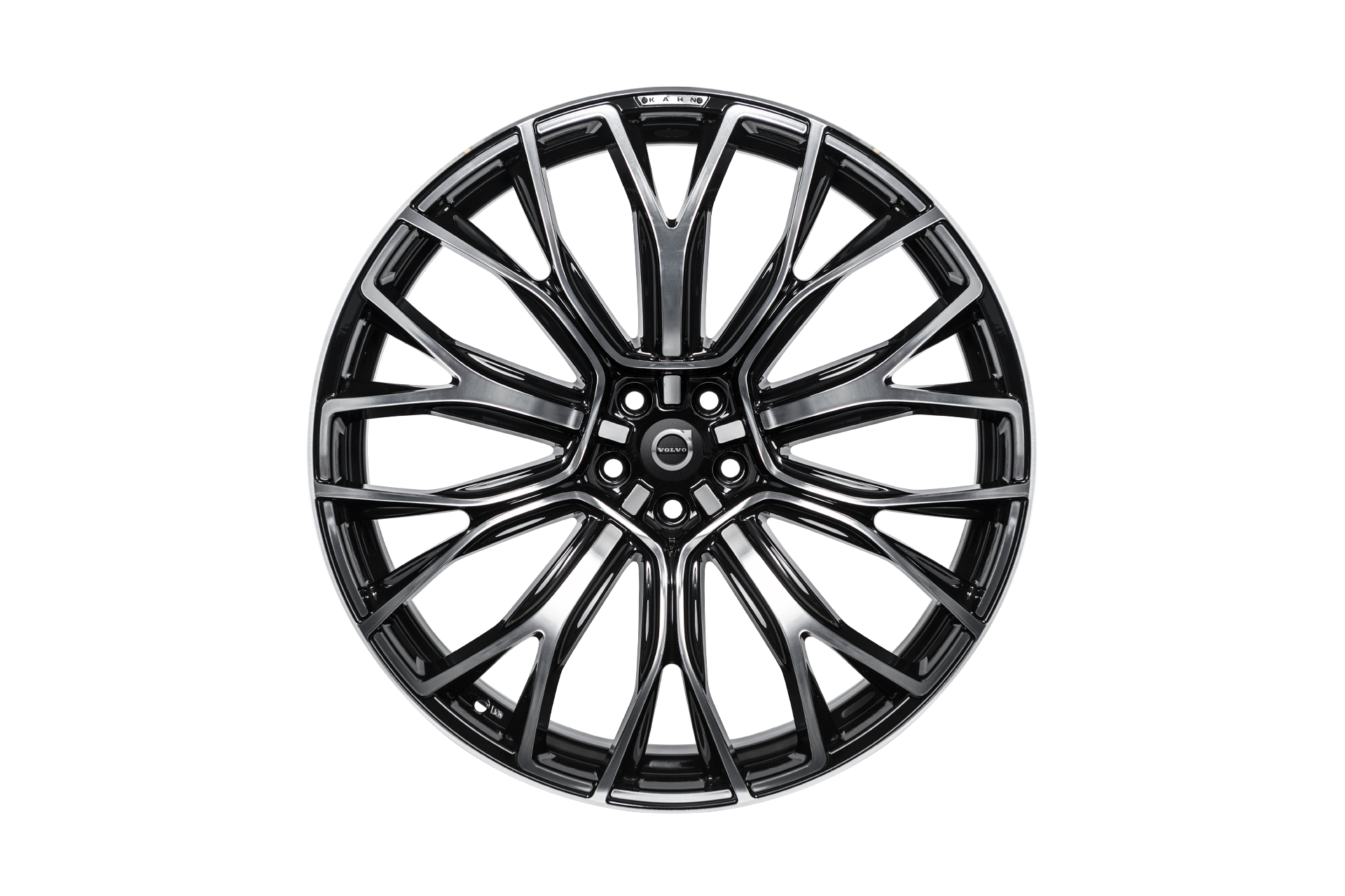 Volvo Xc90 (2017-Present) Type 25 Rs-Forged Alloy Wheels Image 4348