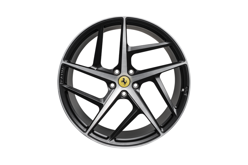 Ferrari Gtc4 Lusso Type 52 Forged Light Alloy Wheels by Kahn - Image 4211