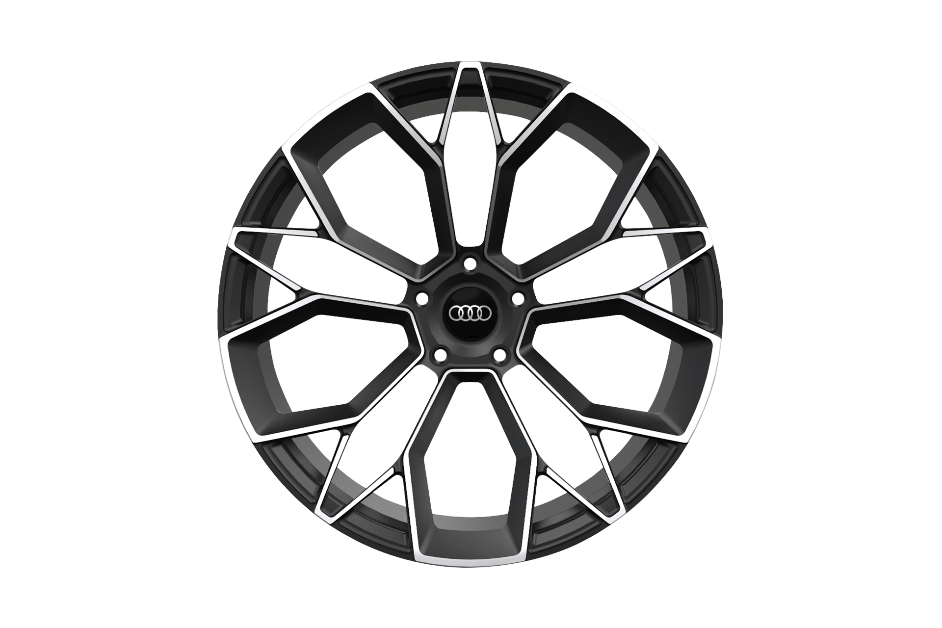 Audi RS Q8 Type 53 Forged Light Alloy Wheels - Project Kahn
