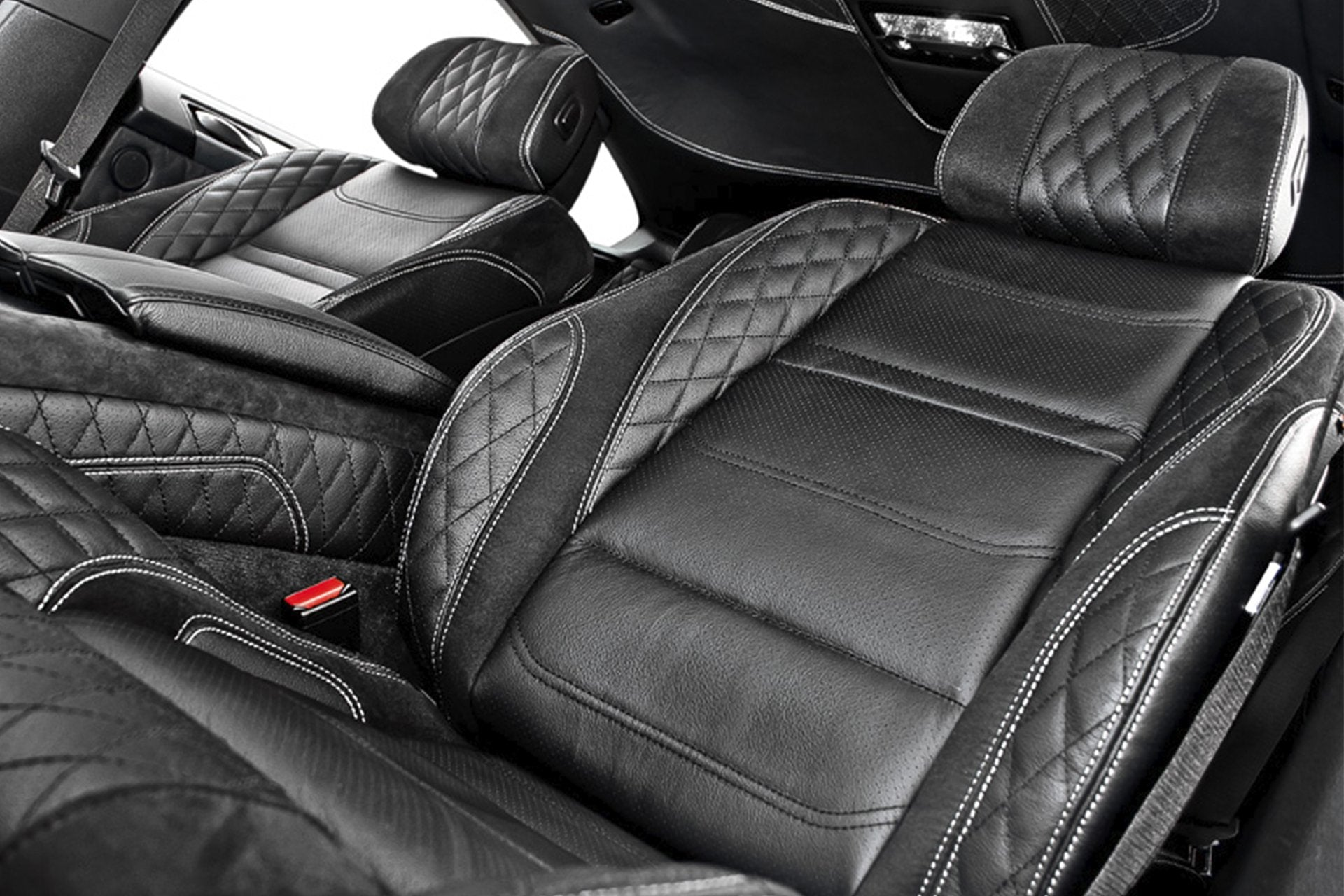 Bmw X6 (2008-2014) Leather Interior by Kahn - Image 1217