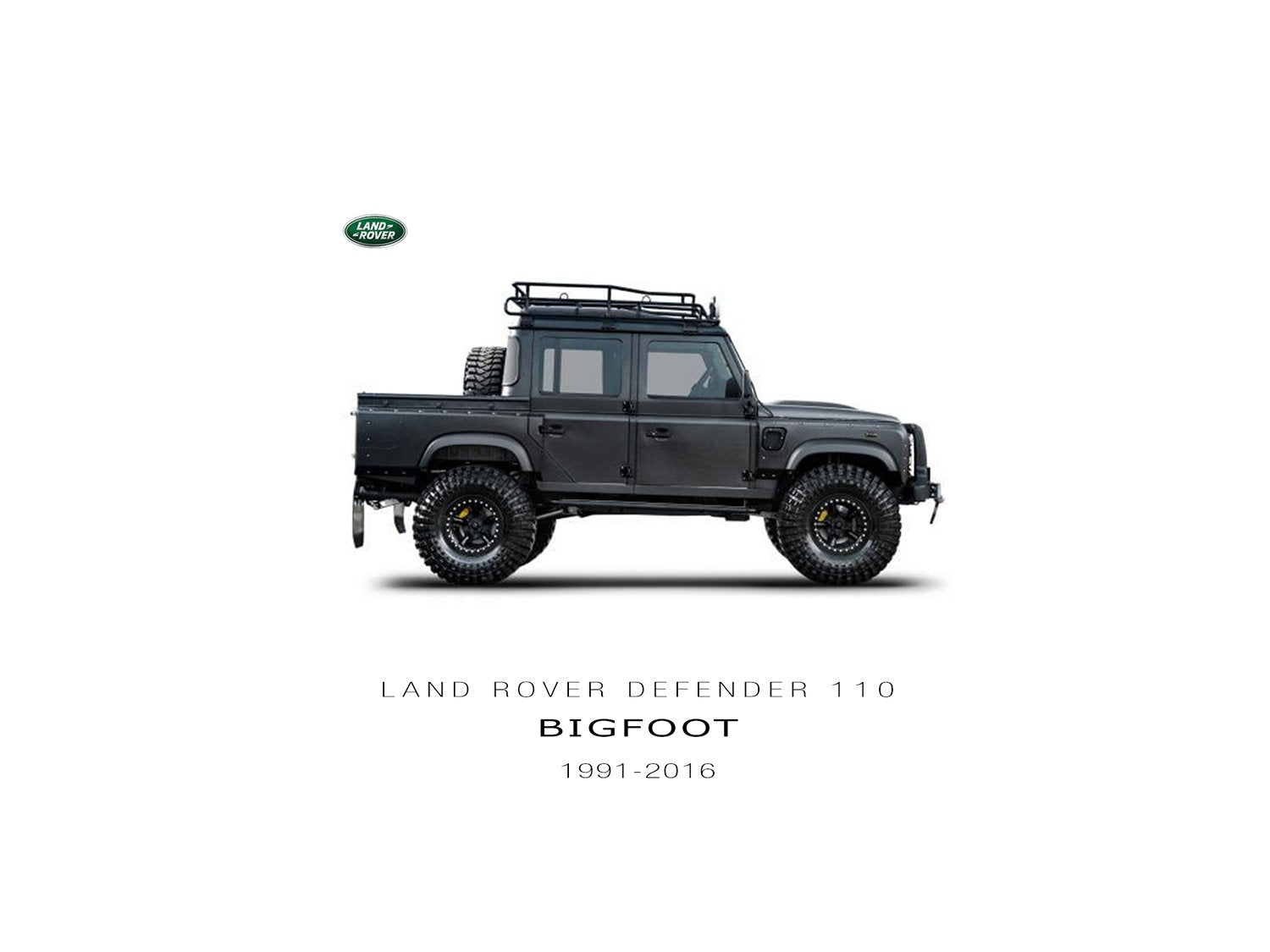 Land Rover Defender 110 (1991-2016) Bigfoot Tailored Conversion by Chelsea Truck Company - Image 851