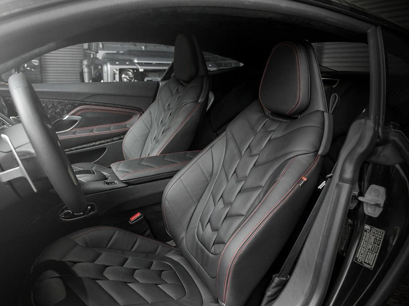 Aston Martin Db11 (2016-Present) Leather Interior Image 4502