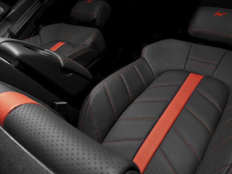 Audi Q7 (2010-2016) Leather Interior by Kahn - Image 1462