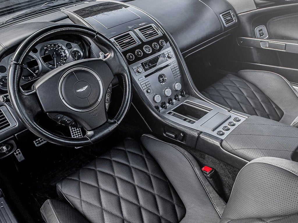 Aston Martin Db9 (2004-2016) Leather Interior by Kahn - Image 1234