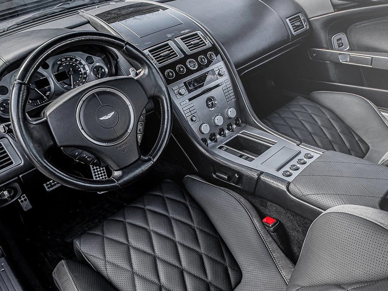 Leather Interiors And Conversions By Project Kahn Db9