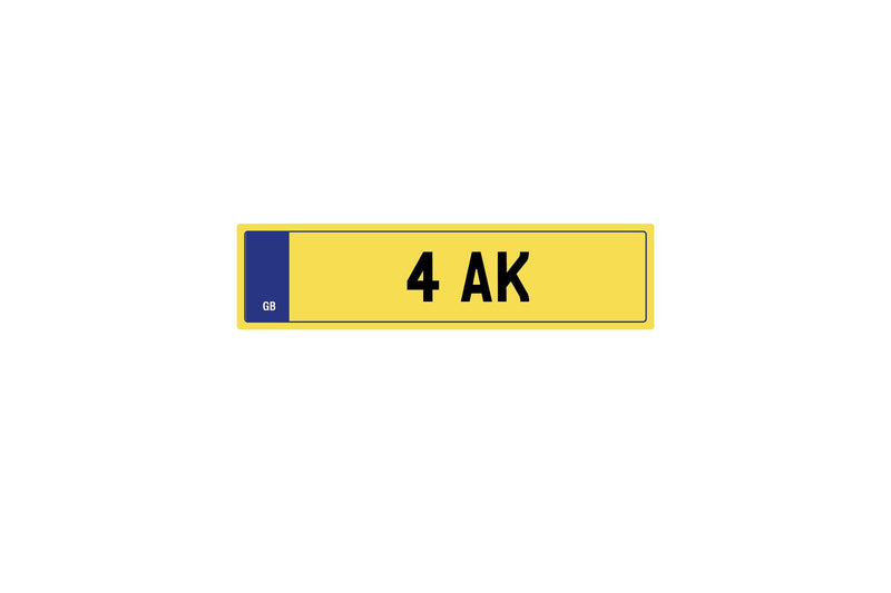 Private Plate 4 Ak by Kahn - Image 283