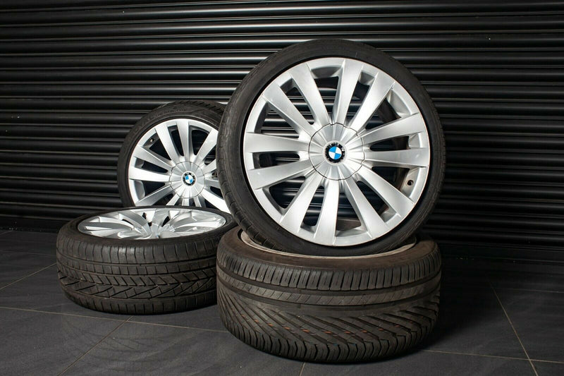 BMW 7 SERIES (2008-2015) ALLOY WHEELS AND TYRES
