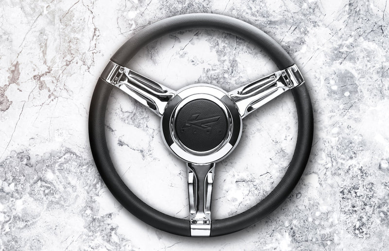 Land Rover Defender (1991-2016) Single 3 Spoke Steering Wheel Image 5227