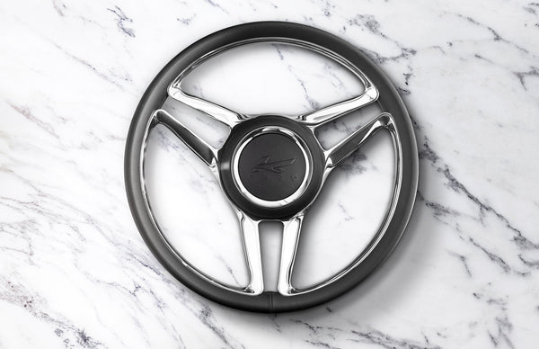 Land Rover Defender (1991-2016) Double 3-Spoke Steering Wheel