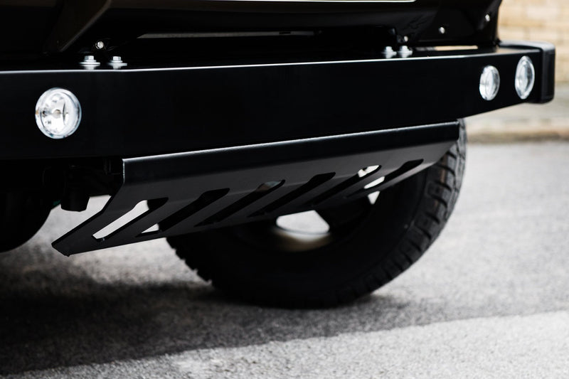 Land Rover Defender 110 (1991-2016) Front Bumper Sump Guard by Chelsea Truck Company - Image 2433