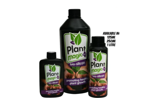 Plant Magic Bio Silicon Soil Stem Yield Strengthener Nutrients Hydroponics