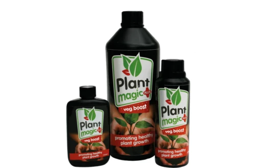 Plant Magic Veg Boost Bio Stimulant Nutrient Hydroponics