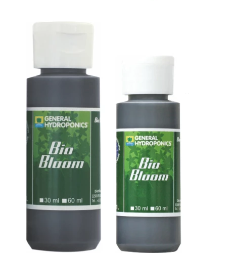 General Hydroponics Bio Bloom Flowering Activator Plant Nutrient Hydroponics